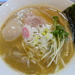 中華そば桐麺 - 料理写真:TSW13号