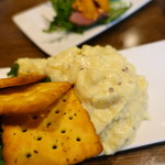 イタリア食堂 サルディーナ - ポテトサラダ