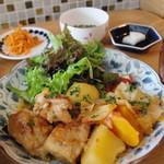 コモドキッチン - 本日のランチ