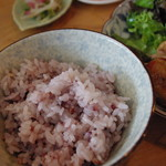 コモドキッチン - 本日のランチのご飯