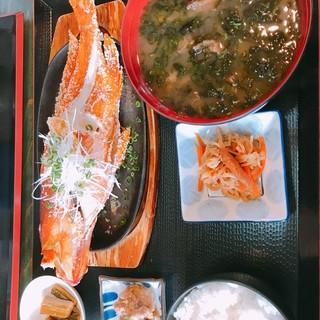 地魚干物食堂 藍ヶ江水産 - 料理写真: