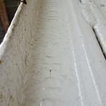 むすび むさし - [2017/07]駅のボランティアガイドさんによれば、この柱は元々は線路でCarnegie社の刻印が見られます。