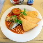 ワールド・ブレックファスト・オールデイ - UKの朝食1,620円
