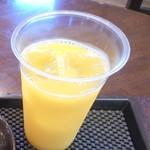桑田屋 - オレンジジュース