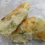 71048407 - ブロッコリーのパン(断面)