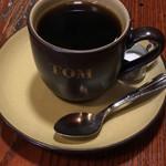 珈琲専門店 TOM  - 本日のコーヒーはトラジャ