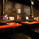 壱鉄 - 宴会に最適のテーブル席