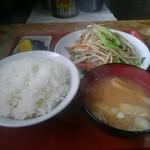 てんぐ - 料理写真: