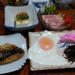 久兵衛 - 朝食も豪華