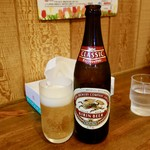 71053968 - [2017/07]瓶ビール・キリン(500円)