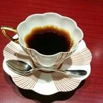 ゆげや萬久 - コーヒー