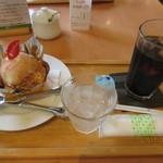 三木山スイーツガーデンフジキ - 食べたモノ