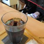 三木山スイーツガーデンフジキ - アイスコーヒー