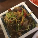 八宝亭 - キモ煮
