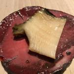 第三春美鮨 - クロアワビ 470g 素潜り漁 福島県常磐