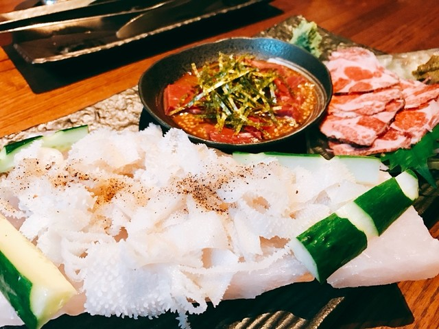 焼肉【西中洲 楽久虎】>