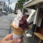 冨士屋 - 小倉ソフト 330円