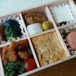 71057380 - 盛岡手づくり村特製お弁当【2017.7】
