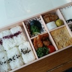 71057389 - 盛岡手づくり村特製お弁当【2017.7】