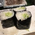 第三春美鮨 - マヅマの山葵巻き