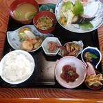 む蔵 - おまかせ定食 1000円