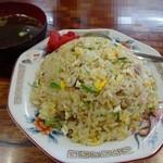 来華 - 料理写真:チャーハン670円