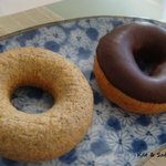 ドーナツデプト - earl grey & chocolate