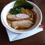 麺や 仁 - 限定ラーメン(醤油)
