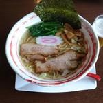 麺や 仁 - 限定ラーメン(塩)