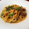 LA BRACE - 料理写真:季節のパスタ