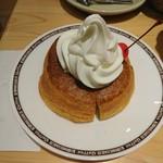 コメダ珈琲店 - シロノワール(ミニ)
