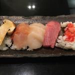 えんどう寿司 - 上まぜ(一皿五個入)1134円