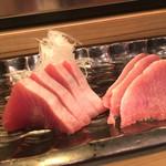 鮨智 - カツオの刺身