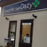 CafeDazy - お店入り口外観
