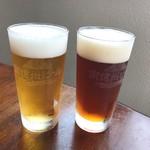 南信州ビール直営レストラン 味わい工房 - ゴールデンビールが定番です。
