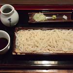 さらしな総本店 - さらしな蕎麦(780円)
