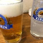 71066309 - 生ビール&レモンサワー