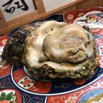 寿司茶屋 すし活 - 岩牡蠣