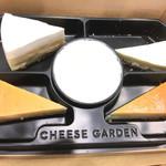 71066460 - チーズケーキアソート ドリンクセット(1380円)