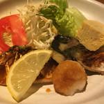 71066671 - 鯖の味噌漬けがメイン