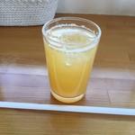 安芸しらす食堂 - オレンジジュース