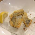 オステリア オージオ ソット - 三浦三崎の鮮魚のフリット