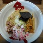 亀太郎 - 料理写真:亀そば大盛り