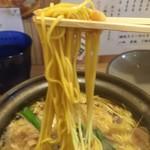 谷口食堂 - 細ストレート麺