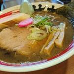 竹本商店 - 煮干ラーメン(細麺)