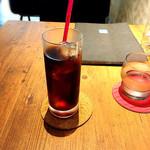 シャンズカフェ - 水出しアイスコーヒー