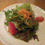 ペル・グラッツィア・デル・ソーレ - サラダ