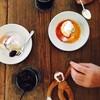 ムーン ミカ タカハシ コーヒー サロン - 料理写真: