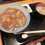 71079177 - カレー丼