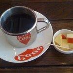 International CHAPPE DINING - コーヒーとデザートのりんご